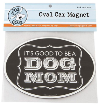 Car Magnet_dog mom